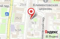 Схема проезда до компании Нермот Торг в Москве