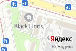 Схема проезда до компании Позитив в Москве