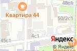 Схема проезда до компании Fashion Factory в Москве