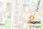 Схема проезда до компании Anna Sarkisova в Москве