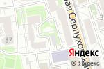 Схема проезда до компании Ди-Гупп в Москве