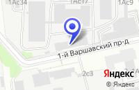 Схема проезда до компании МЕБЕЛЬНЫЙ САЛОН ТЕЛЕЦ в Москве