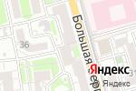 Схема проезда до компании Студия Розовой Анны в Москве