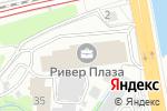 Схема проезда до компании Вымпел, ГК в Москве