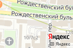 Схема проезда до компании Дубинов В.Л в Москве