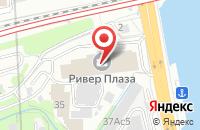 Схема проезда до компании Вымпелсетьстрой в Москве