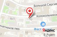 Схема проезда до компании Рандис в Москве