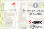 Схема проезда до компании Флориэль в Москве