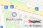 Схема проезда до компании Forex Euroclub в Москве