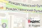 Схема проезда до компании LES в Москве