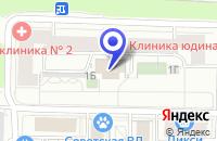 Схема проезда до компании ПТФ РУССКОЕ ОЖЕРЕЛЬЕ в Москве
