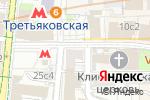 Схема проезда до компании Трэвэл рум в Москве