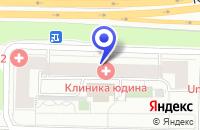 Схема проезда до компании МИР ВИТРАЖА в Москве