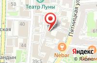 Схема проезда до компании Массмедиа Трейд-3 в Москве