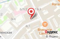 Схема проезда до компании Бест Хоум Групп в Москве