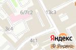 Схема проезда до компании Департамент в Москве