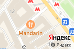 Схема проезда до компании Кофемания в Москве