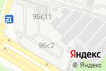 Схема проезда до компании Chiptoys в Москве