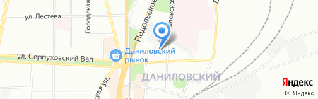 8 ключей счастья на карте Москвы