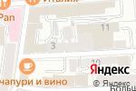 Схема проезда до компании Кочетова О.В в Москве