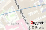 Схема проезда до компании Центр Ритуал в Москве