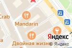 Схема проезда до компании Граверная мастерская в Москве
