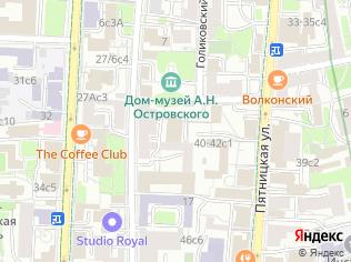 Аренда офиса 120.5 м2 в административном здании, метро Третьяковская