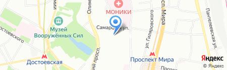 Pastorelliolympic на карте Москвы