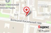 Схема проезда до компании Грузовозофф в Москве