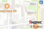 Схема проезда до компании MediaШкола в Москве
