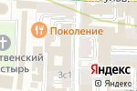 Схема проезда до компании Прокуратура Московской области в Москве