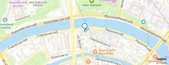 переулок Раушский 1-й