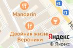 Схема проезда до компании Мишкин и партнеры в Москве