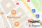 Схема проезда до компании Бизнес Партнер в Москве