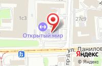 Схема проезда до компании Институт Психологического Консультирования «Грааль» в Москве