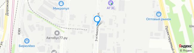 улица Никопольская 3-я