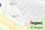 Схема проезда до компании Хищник в Москве