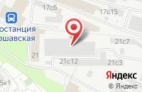Схема проезда до компании Фонд Правовой Защиты Молодежи в Москве