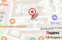 Схема проезда до компании ТрансГарантСервис в Москве