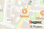 Схема проезда до компании Validata в Москве