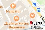 Схема проезда до компании Газоаналитические системы в Москве