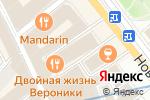 Схема проезда до компании Единый Центр Правовой Защиты в Москве