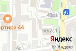 Схема проезда до компании Cherry Estates в Москве