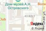 Схема проезда до компании Дирекция по строительству и реконструкции зданий и сооружений образовательных организаций в Москве