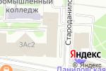 Схема проезда до компании COMPUTER REPAIR PUSHKINO в Москве
