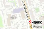 Схема проезда до компании Мастерская голоса Екатерины Бахтеревой в Москве