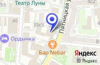 Схема проезда до компании КОНСАЛТИНГОВАЯ КОМПАНИЯ ТЕНТОИНВЕСТ в Москве