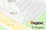 Схема проезда до компании Japan Parts Moscow в Москве