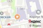 Схема проезда до компании АлитаСервис в Москве