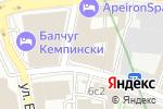Схема проезда до компании КБ Транспортный в Москве